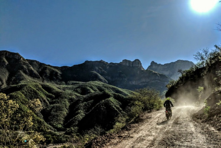 The Copper Canyon Expedition Motorcycle Tour