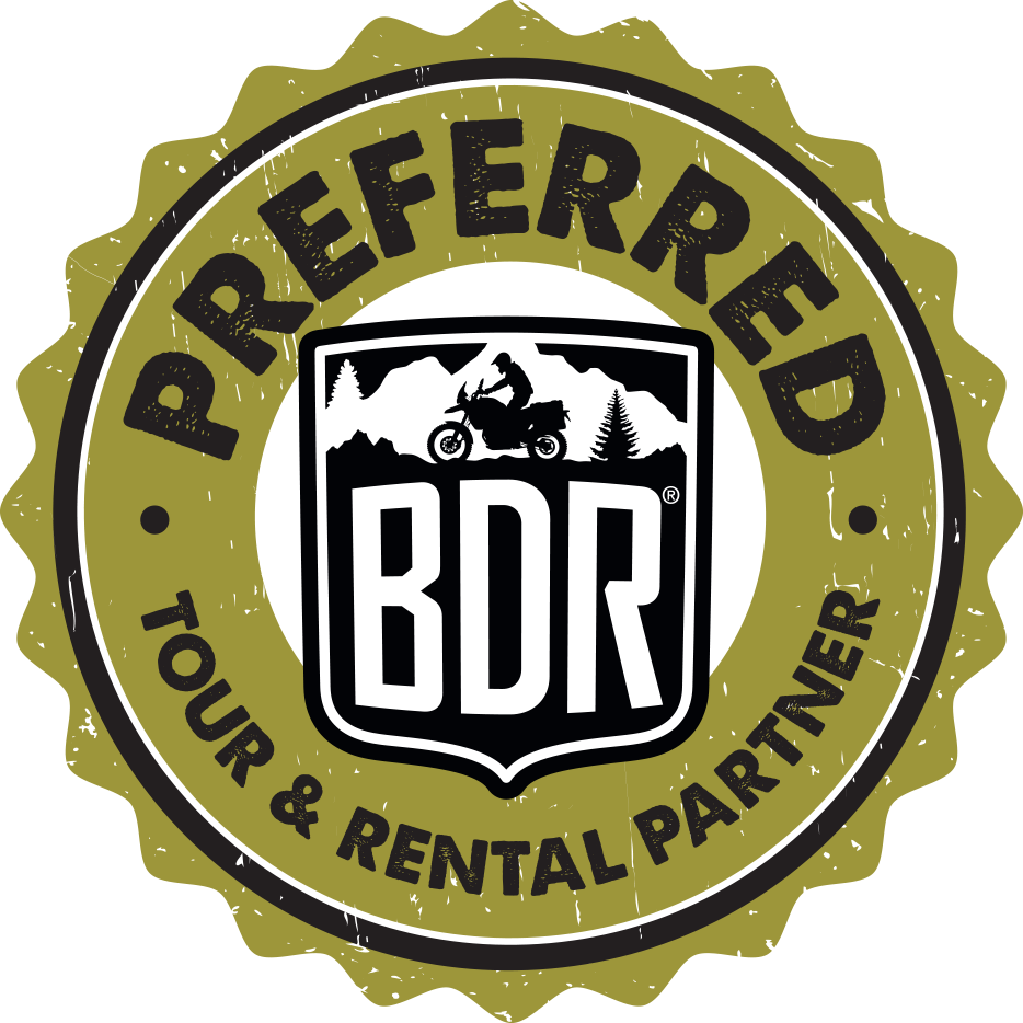 BDR preferred tour and rental partner